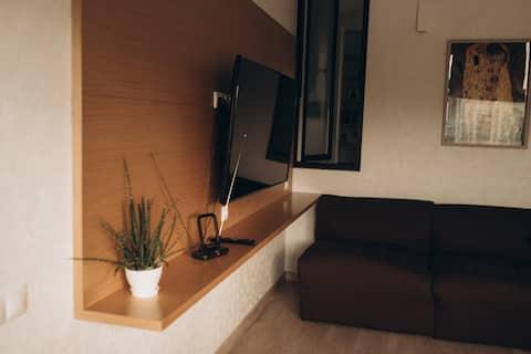 Современные апартаменты в элитном доме