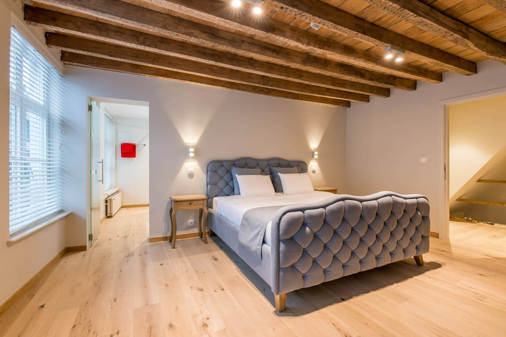 Dreamhouse luxe kamer badkamer bed breakfasts te huur in brugge vlaanderen belgi - Kunst en decoratie kamer ...