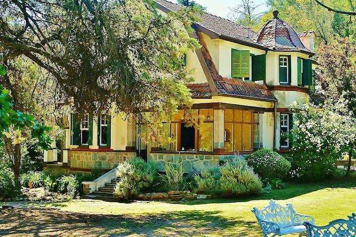 Las Brujas casona- pileta y Billar - La Falda - House