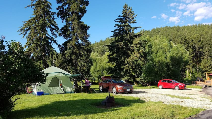 Plenty Star Ranch - Tent Site - No 2