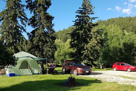 Plenty Star Ranch - Tent Site - No 2 of 8