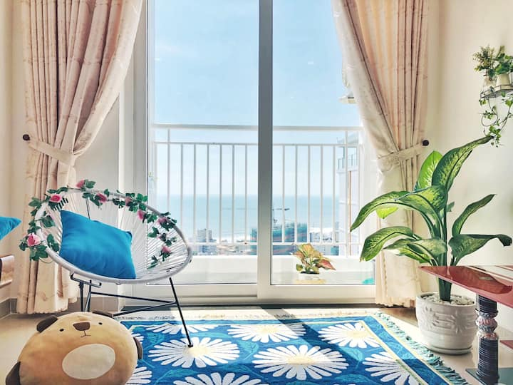 Miraculous Sea View Studio Apartment