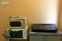 Light Cooking Area