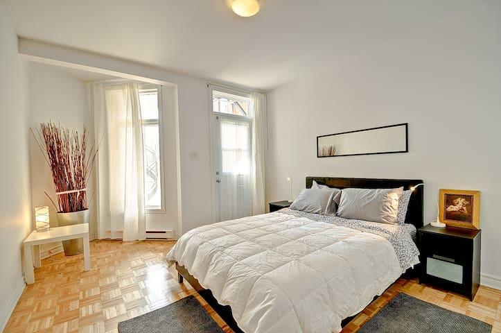 Montréal en famille ou amis - Montreal - Apartamento