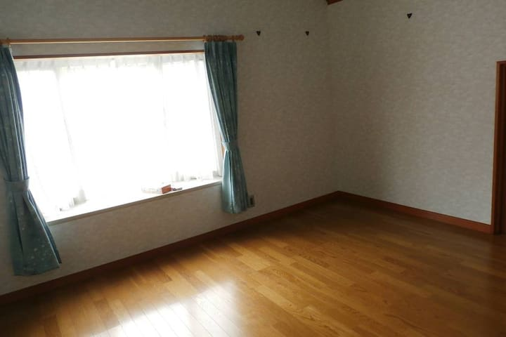 2階の宿泊室