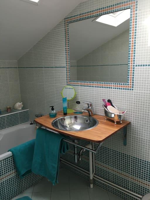 Private Bathroom & toilets