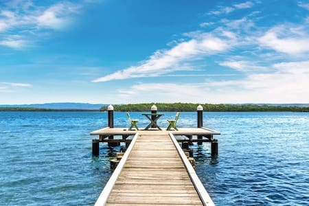Lingalonga - absolute lakefront! - St Georges Basin