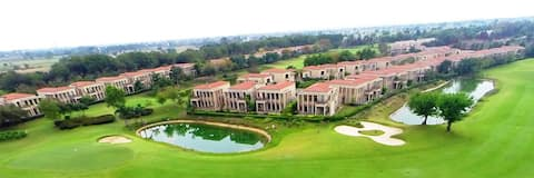 Villa on the Golf Course, Tarudhan, Gurgaon