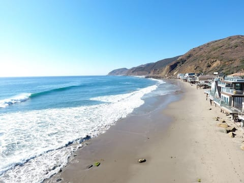 Malibu Beach's Best Kept Secret