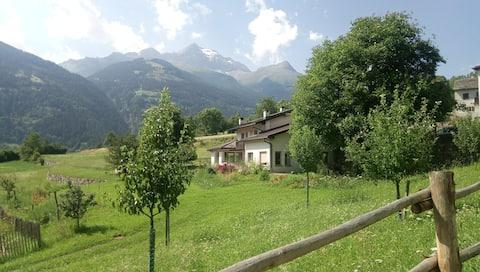 Ferienwohnung 'Al Murel' - Valposchiavo