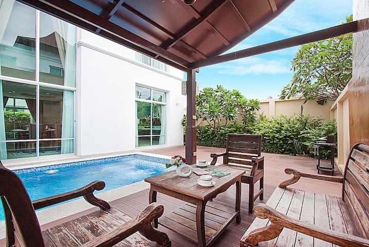 Villa Modernity B – 3 Beds - Pattaya - Villa