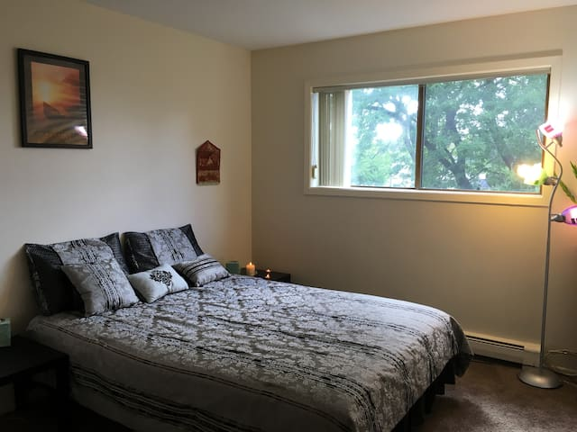 Waukegan/NavalStation/RosalindFranklin w ind bath - Waukegan - Appartement