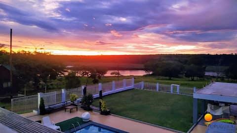 Casa en el Lago Urugua-í