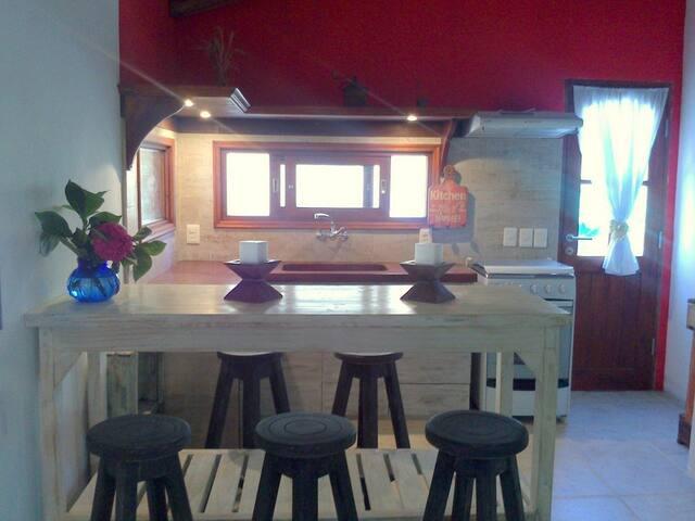 EL BOTECITO - Casa alquiler en La Barra - La Barra - Ház