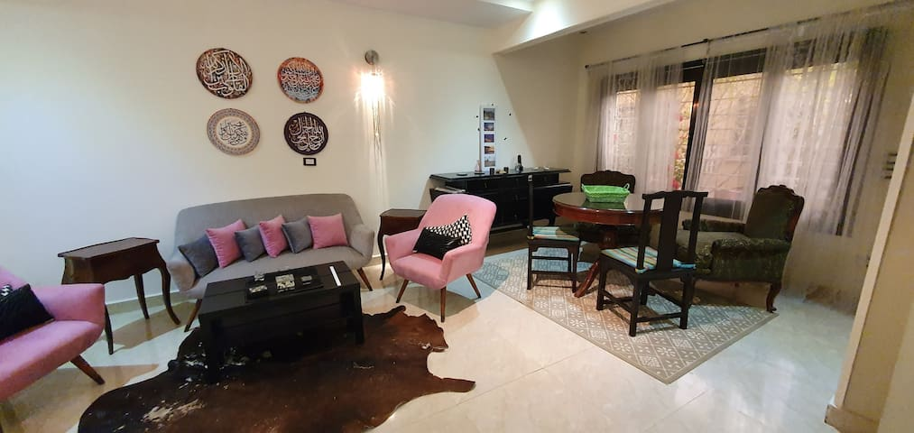 Luxurious Apartment in Heart of New Cairo