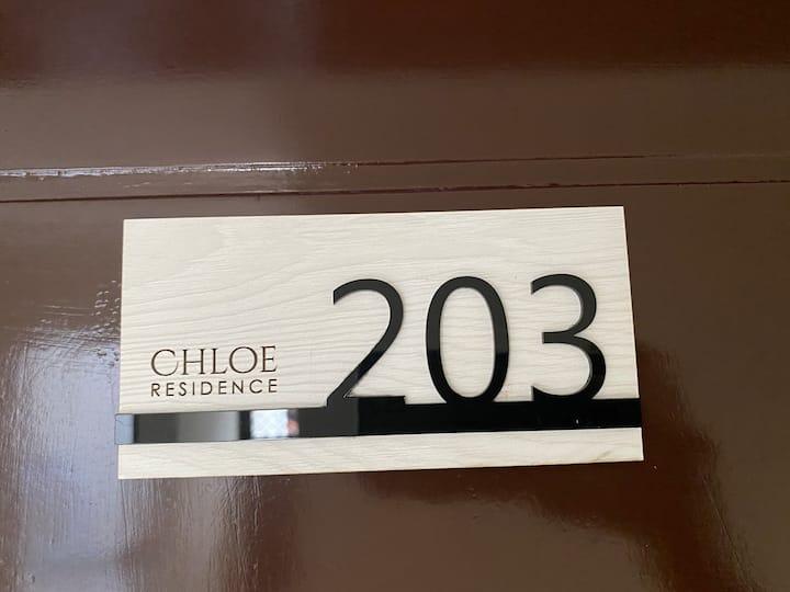 Chloe Residence (Kosan) Strategis, Bangunan Baru