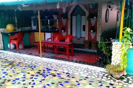 Quirky Room | Vintage Calcutta | Open Terrace - Kolkata