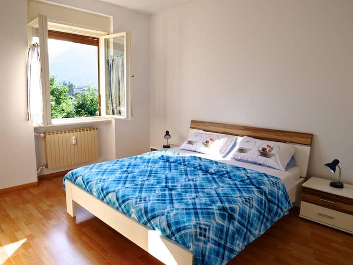 Casa Kirenia. 1 room. Nel cuore delle Dolomiti.