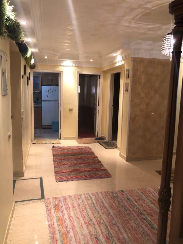 Charmant appartement près  à l'airport