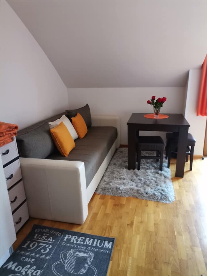 Cozy private apartment in centrum of town