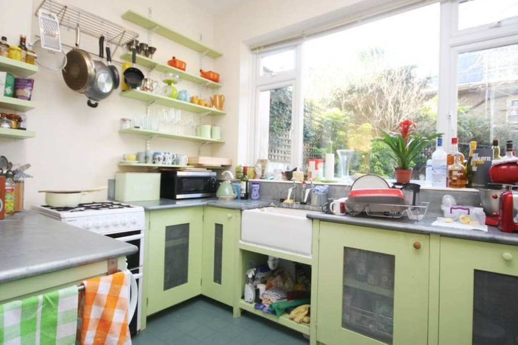 Kitchen for you to use!
