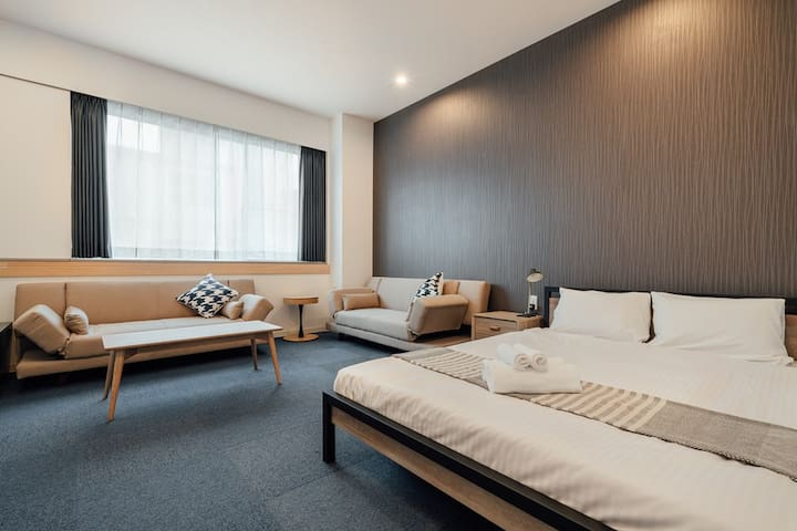 Asakusa&Skytree/Rooftop Lounge/Airport Direct/WiFi