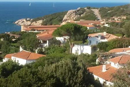 Baja Sardinia View 1 - Baja Sardinia - 公寓