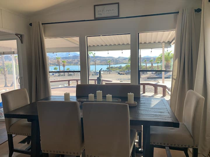 Gorgeous Lake View House - Lake Access Boat Slips