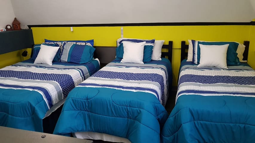 COMFY ROOMS, Hospedaje La Piramide