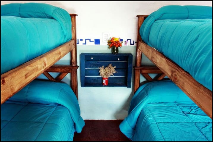 SOL DEL ACONCAGUA 4 p. private room - Las Heras - Bed & Breakfast