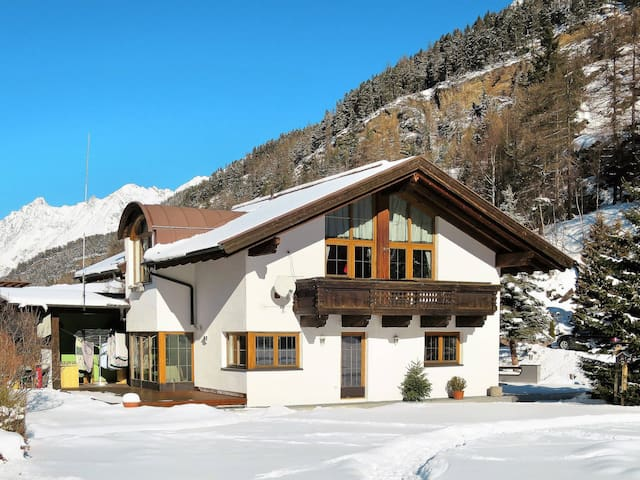 Appartement Wildmoos für 8 Personen in Sölden - Sölden - Appartement