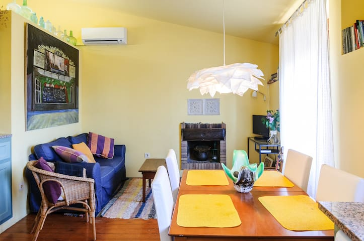 BONITO APARTA EN UNA VILLA MEDIEVAL - Peralada - Apartment