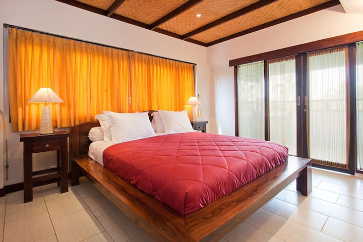 Istana Balian`s Deluxe 2 Story Ocean View Villa #1