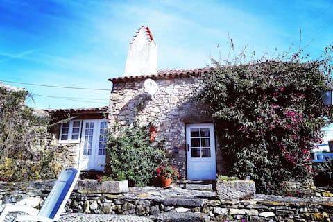 Kuća napravljena od kamena