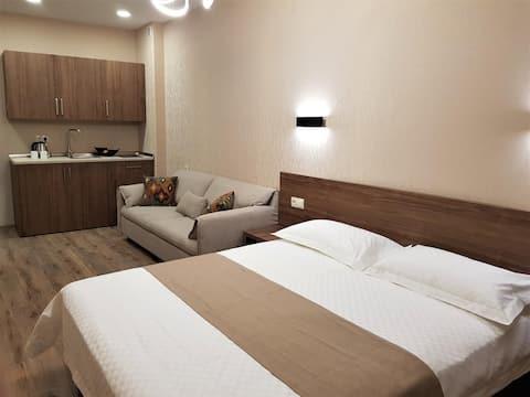 Nice roomapartment in 4* Crystal Resort-Bakuriani