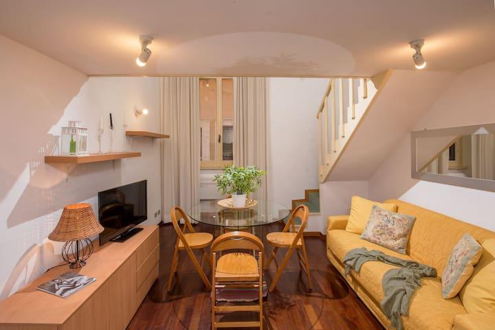 Navona Blanc Petite Maison