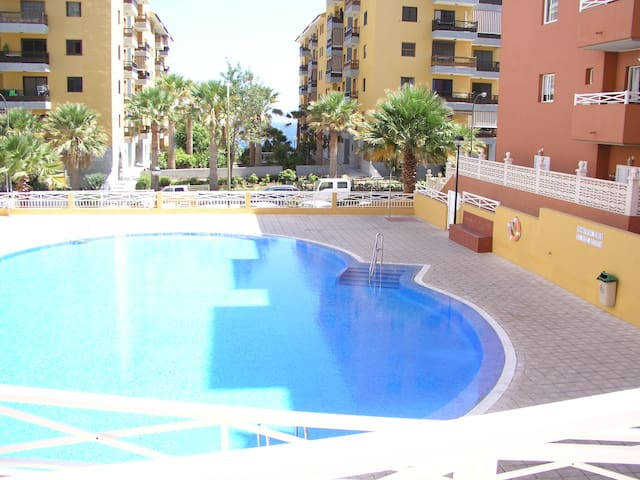 Candelaria, un lugar ideal para descansar. - Candelaria - Appartement