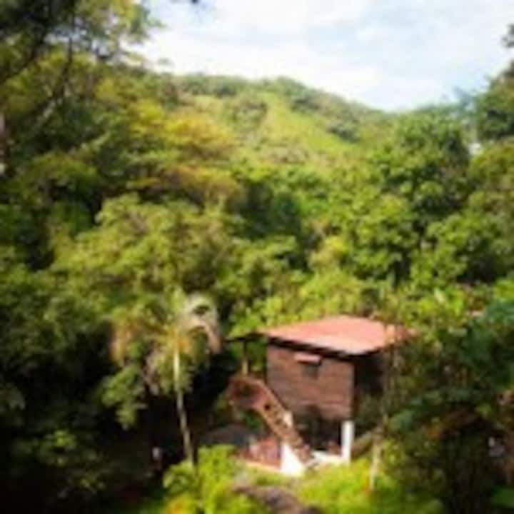 Mamallena Eco Lodge - Private Room With River View