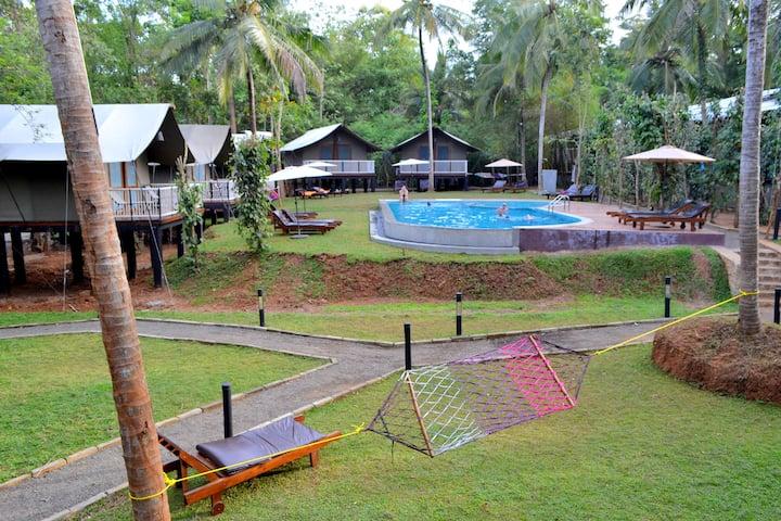 Kottawatta Village Luxury Tent