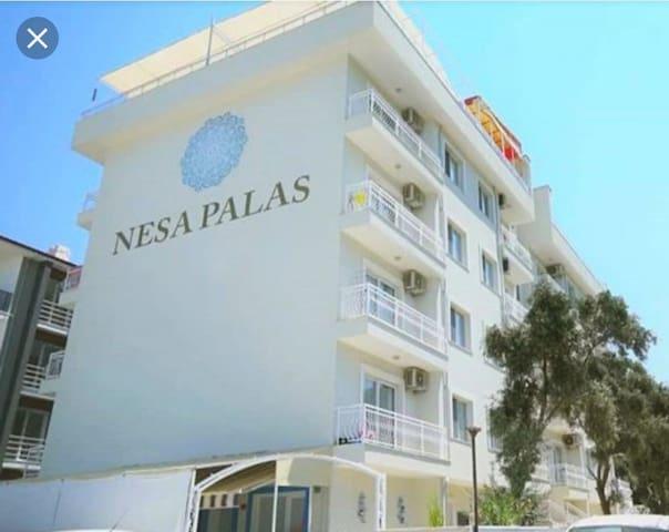 Wohnung in Kuşadası in Nähe Izmir Sauna Pool