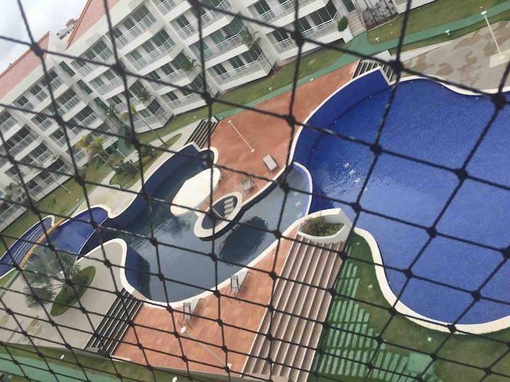 Solarium Residence Porto das Dunas , Aquiraz , CE