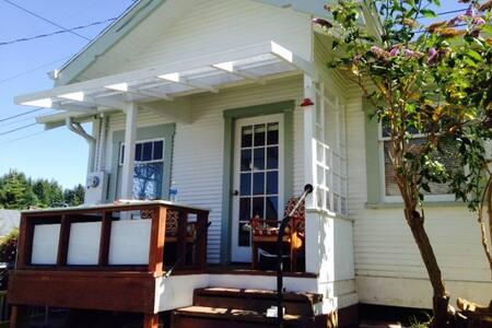 Garden Guest House - Reedsport - Pension