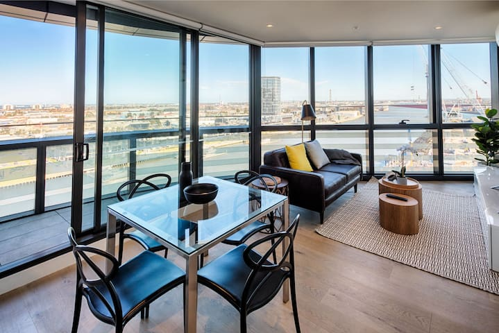 1 Bedroom Apt + River View - Long Term