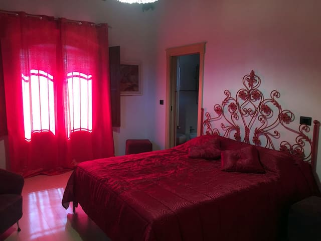 B&B Villa Masullo - Stanza Lady - Torelli-torrette - Bed & Breakfast