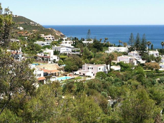 Luxueuse viĺla d une vue panoramiqu - Cabo Negro - Hus