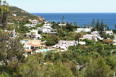 Luxueuse viĺla d une vue panoramiqu - Cabo Negro