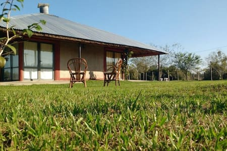 Casa Ogaraity, Esteros del Iberá