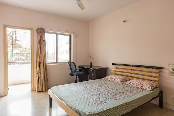 Cozy and well ventilated - Bangalore - Appartement