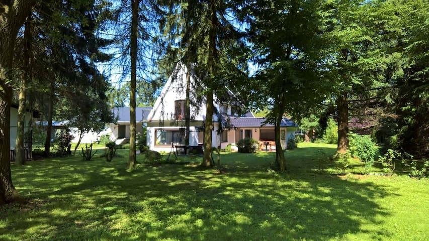 Villa Africa im Wald Haselünne