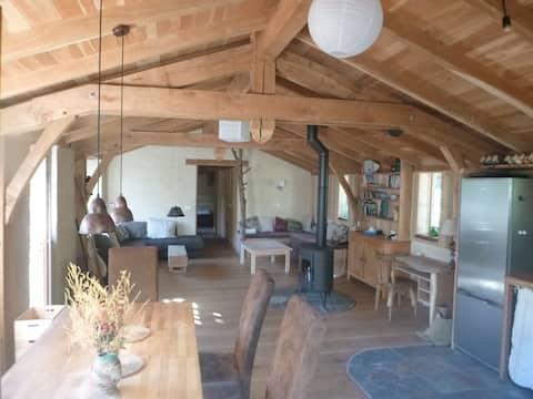 Petite maison au coeur des gorges de l'Aveyron